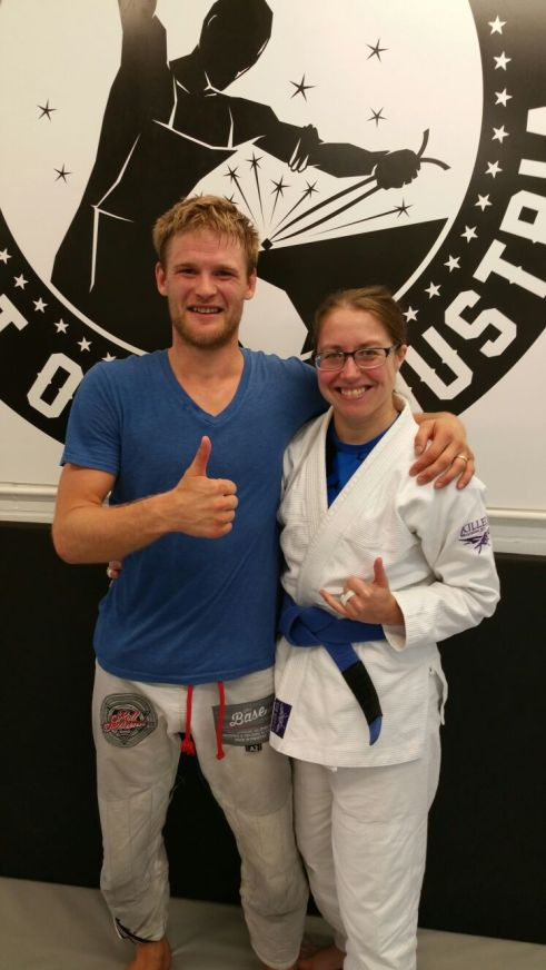 Sebastian Broche - Mr Yoga for BJJ