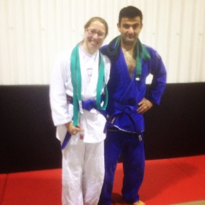 Liam Wandi - BJJ Big Bro, Friend and Coach