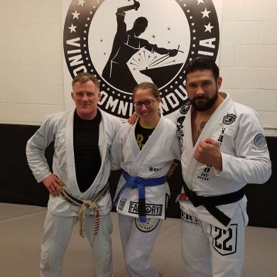 A fabulous Seminar with Alan Shebaro and Chris Haueter