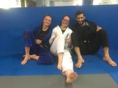 Mathias Ribeiro & Charlotte Von Baumgarten and Me!
