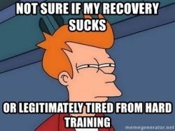 Hard Training Meme