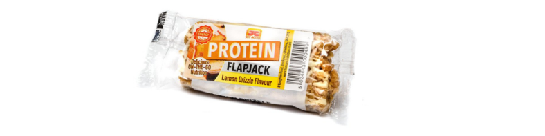 Pic of a flapjack