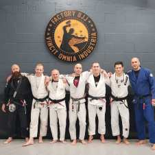 The Factory BJJ Blackbelts