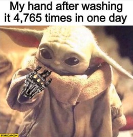 baby-yoda-my-hand-after-washing-it-4765-times-in-one-day