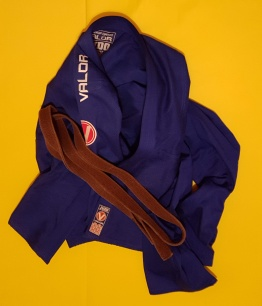 Post Training Valor Judo Gi Pic