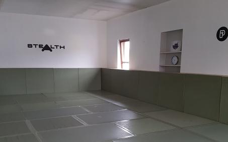 The mats at Stealth NI