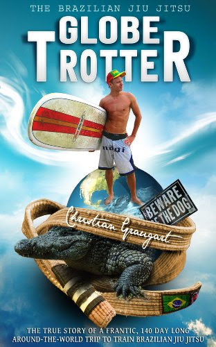 BJJ Globetrotter Book Cover